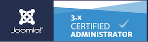 Joomla! Official Certified Administrator