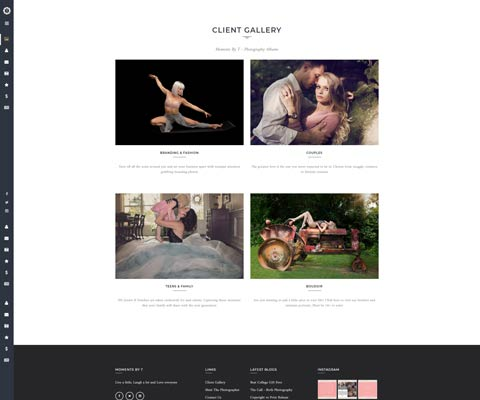 Photo Gallery Page
